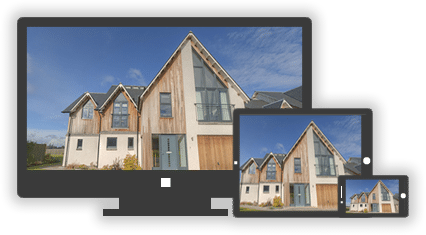 Virtual tour for Estate Agents