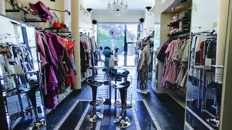 Fashion Clothing Store Clothing store virtual tour