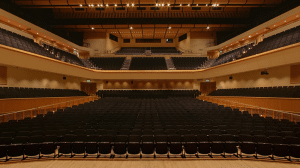 Concert Hall Virtual Tour