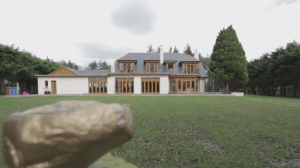 Property video tour in Symington