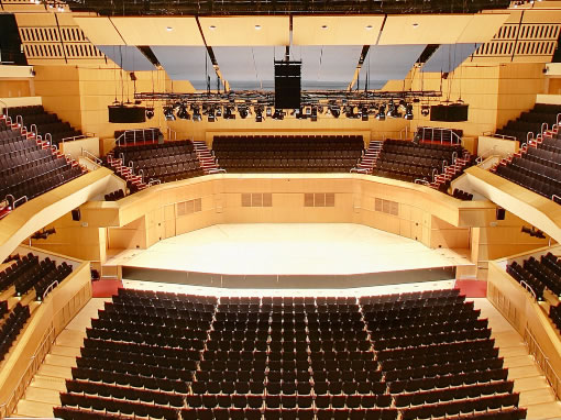 Glasgow Royal Concert Hall virtual tour