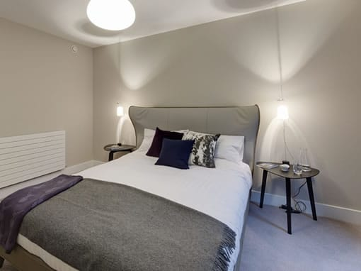 Virtual Tour of Luxury Appartment in Edinburgh