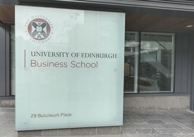 University of Edinburgh Virtual Tour