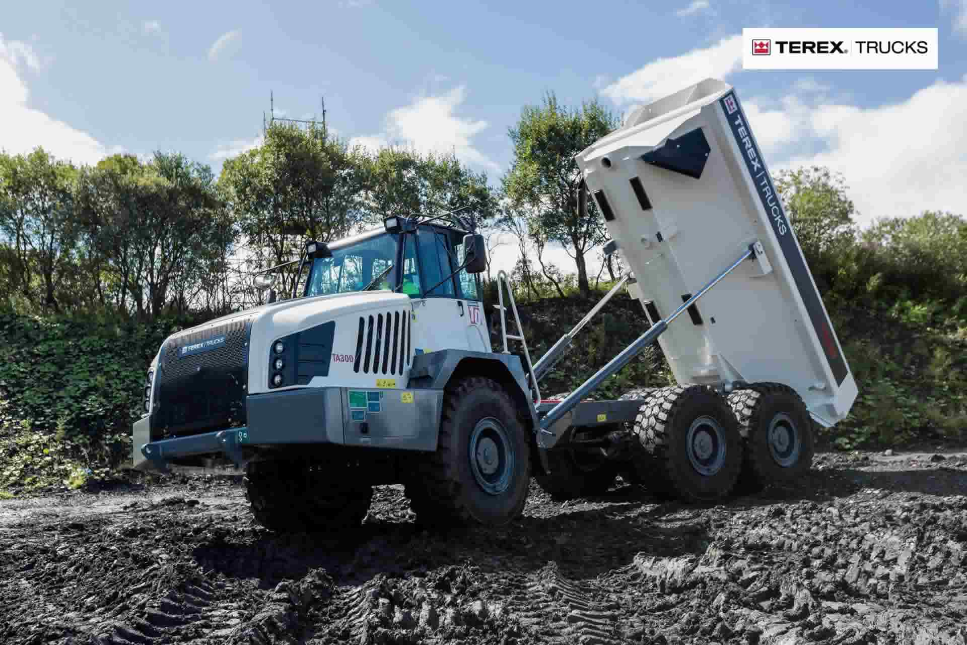 Terex Trucks Virtual Tours