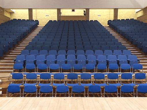 West Road Concert Hall Virtual Tour