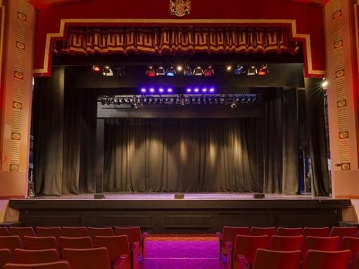 Alhambra Theatre Virtual Tour