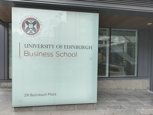 University of Edinburgh Virtual Tour