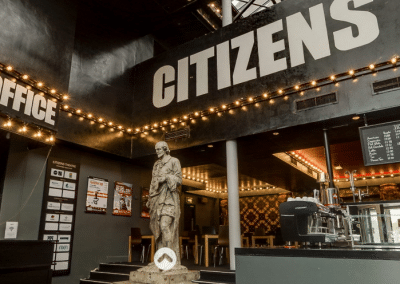 Citizens Theatre Virtual Tour